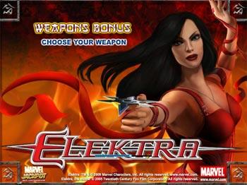 Play ELEKTRA Video Slot for FREE