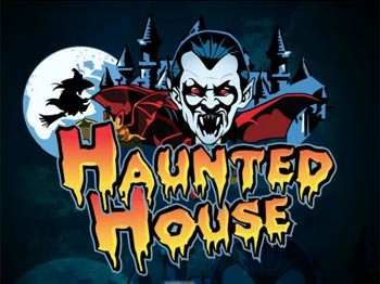 Play HAUNTED HOUSE Video Slot for FREE